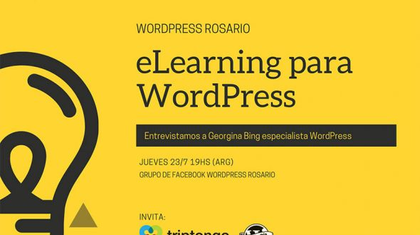 MeetUp: eLearning con WordPress