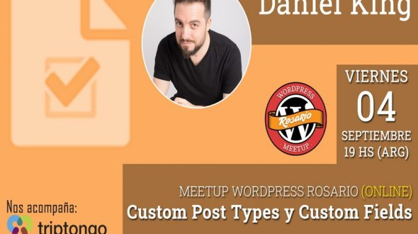 MeetUp: Custom Post Type