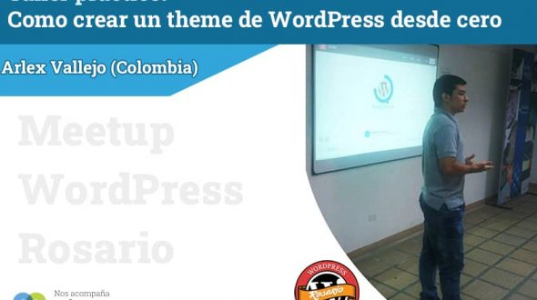 Meetup: Crear un Theme para WordPress desde cero