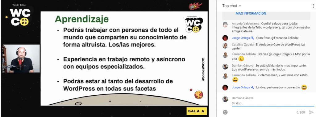 Comunidades WordPress por Moncho Padrón