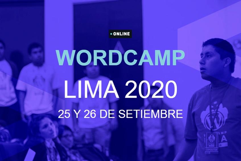 WordCamp Lima 2020