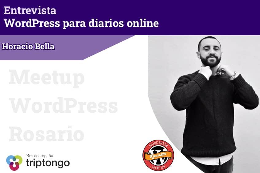 Meetup: Diarios Online con WordPress